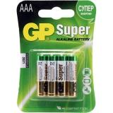 Батарейка GP Ultra/Super 24AU/24A-4
