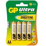 Батарейка GP Ultra/Super 15AU/15A-4